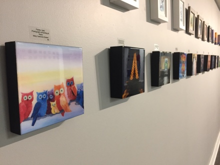 Fringe Gallery, August 2019